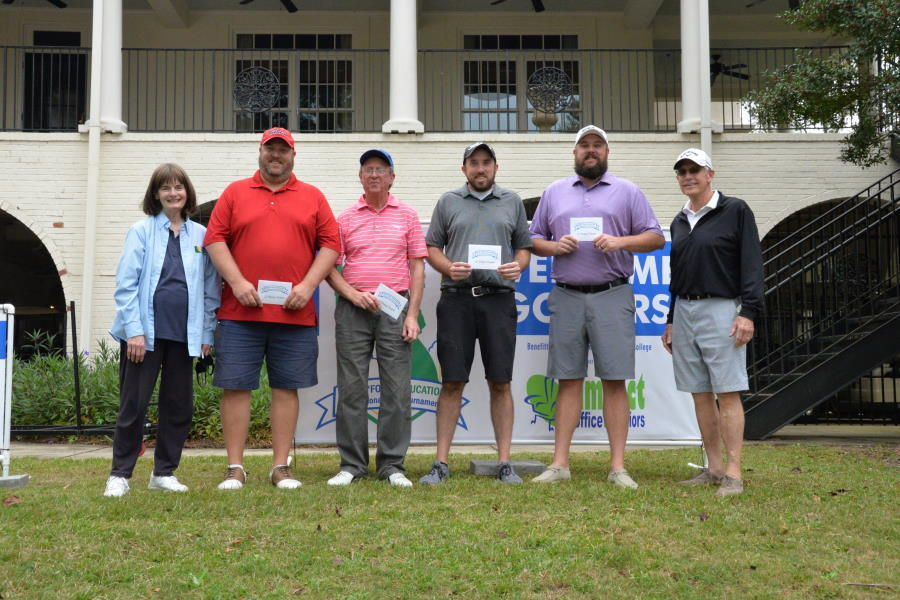 "SCTC Foundation Drive ""Fore"" Education Golf Tournament a Success"
