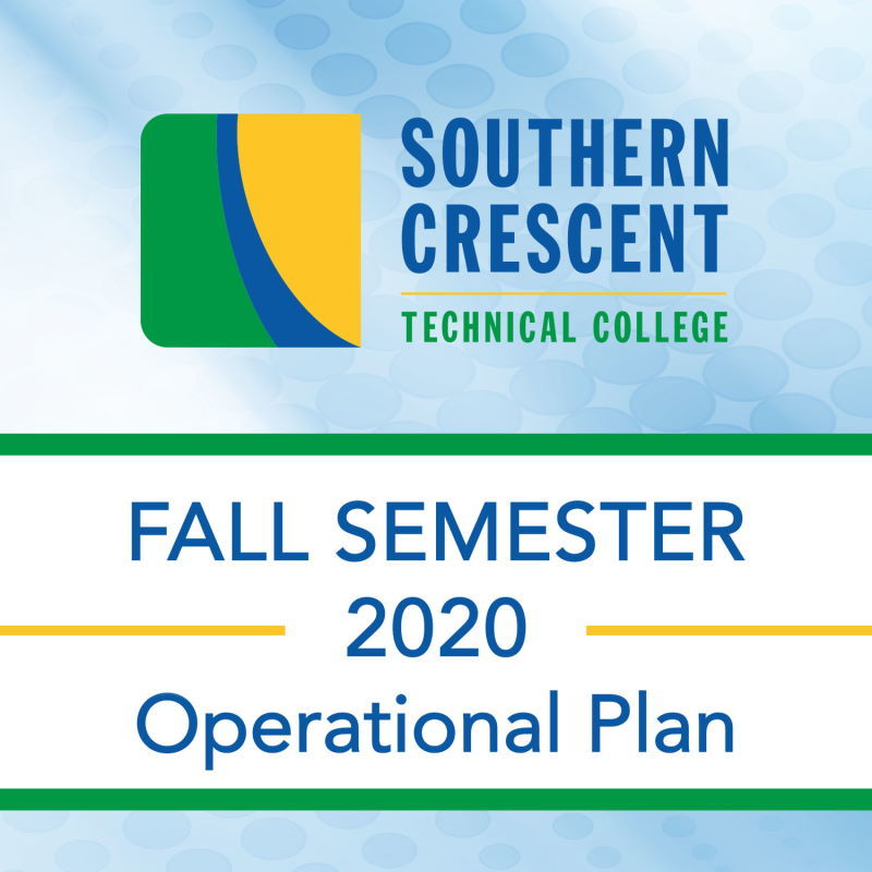 Southern Crescent Technical College  Announces Plans for Classes for Fall Semester