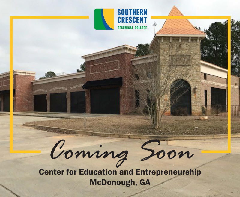 Southern Crescent Technical College to Expand Footprint in Henry County with Small Business and Entrepreneurship Training