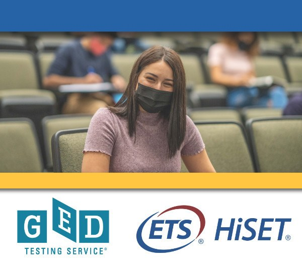 SCTC Now Offers GED® and HiSET® Testing for High School Equivalency