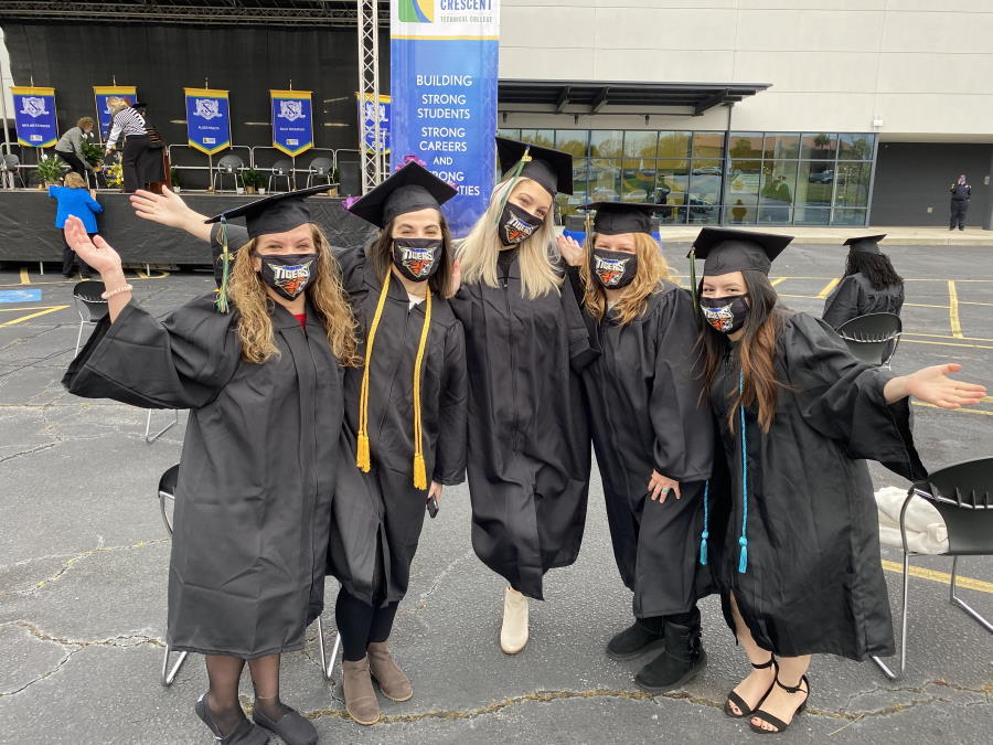 SCTC Honors Graduates with Outdoor Commencement Ceremonies