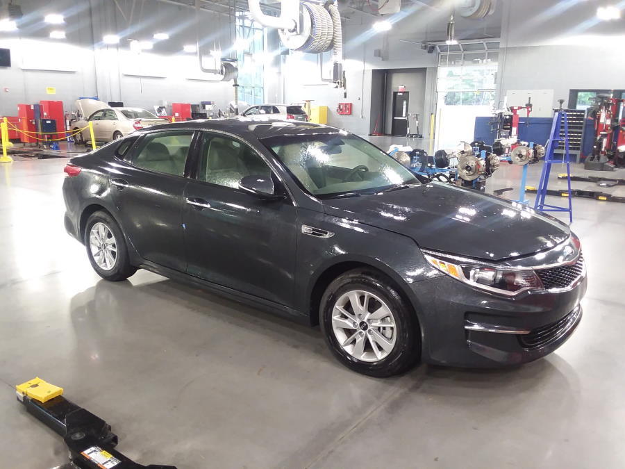 SCTC Receives Kia Optima for Automotive Technology Program