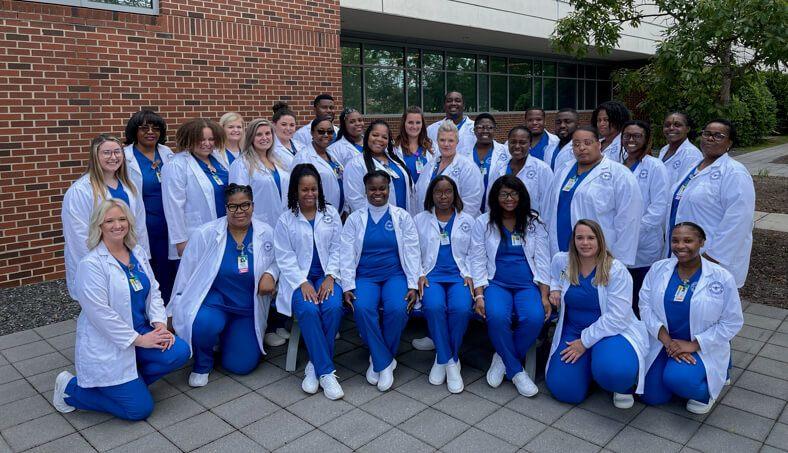 SCTC Pins 29 Nurse Graduates at Ceremony