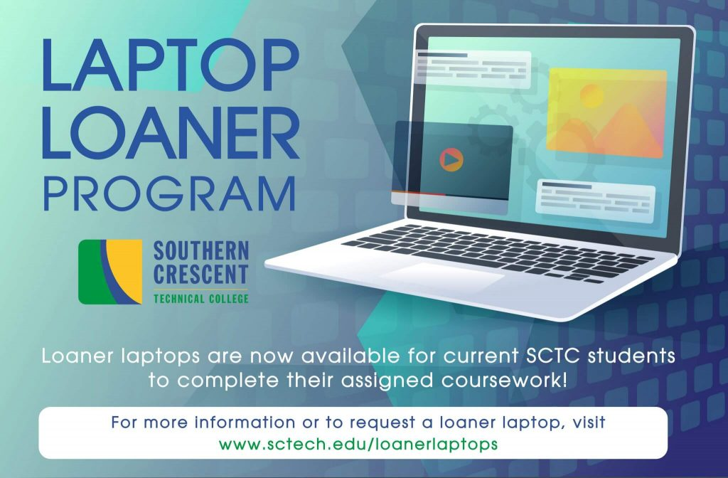 Laptop Loaner Program Now Available for Students