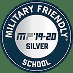 Military Friendly School 2019 - 2020