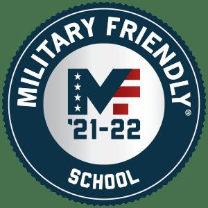 Military Friendly School 2021 - 2022