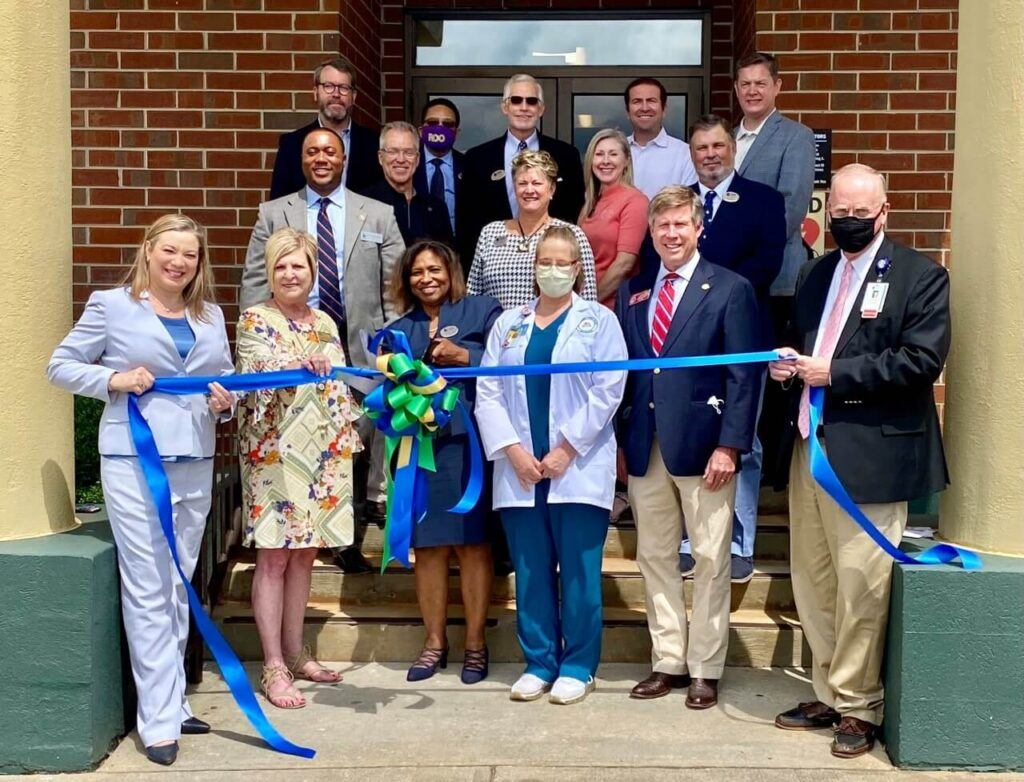 SCTC Hosts Ribbon Cutting and Open House for RN Lab on the Flint River Campus