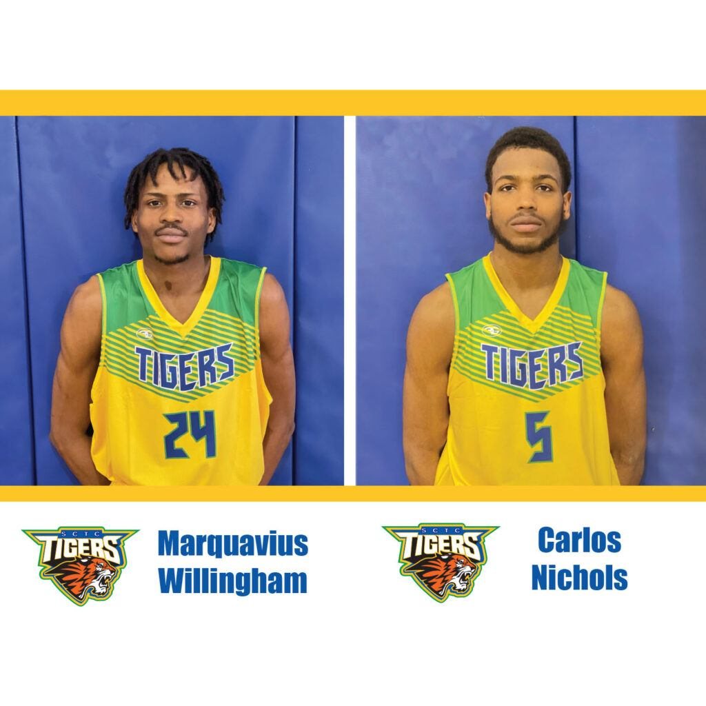 GCAA Selects SCTC Tigers for Recognition