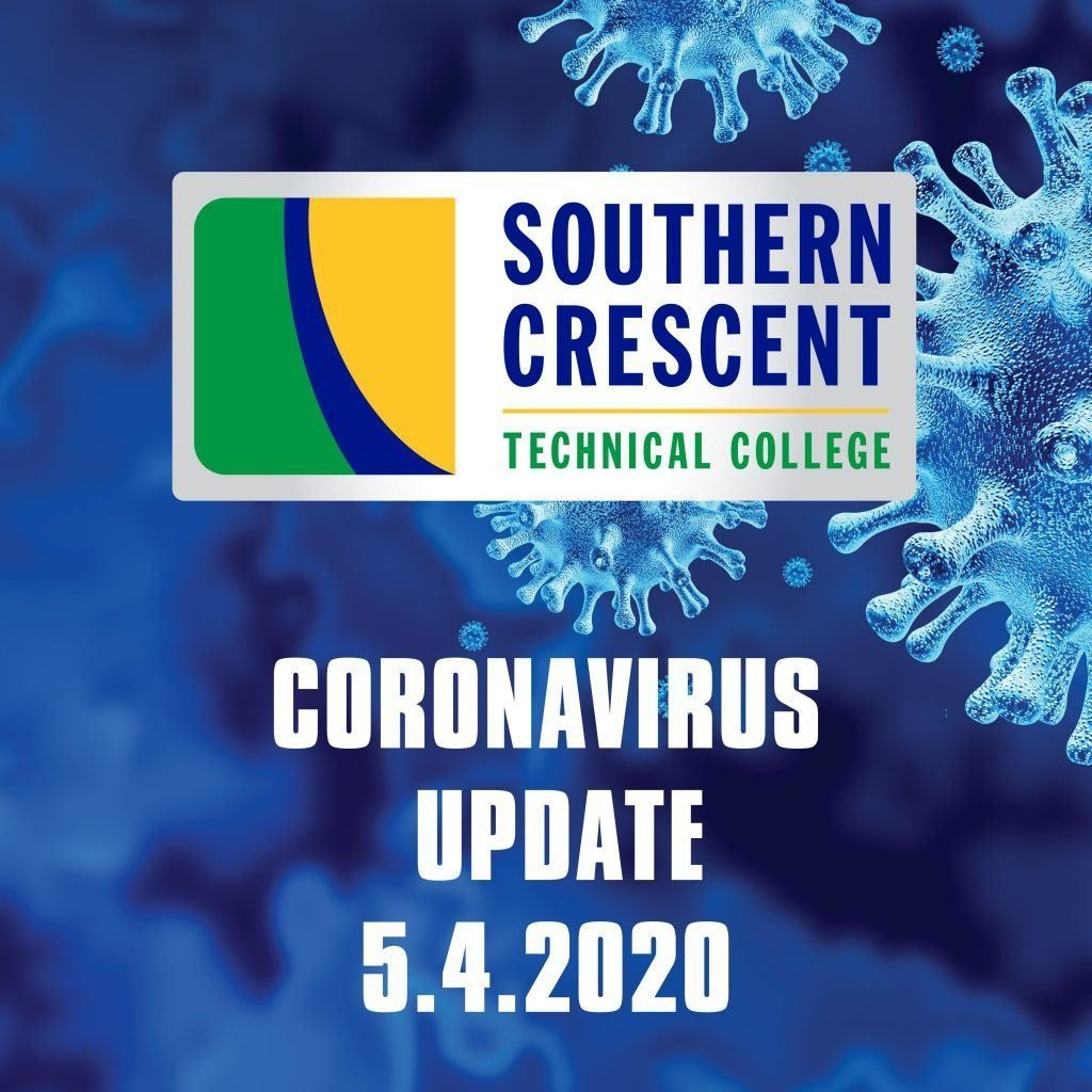 CORONAVIRUS UPDATE 5/4/20: A Message from SCTC President, Dr. Alvetta Thomas