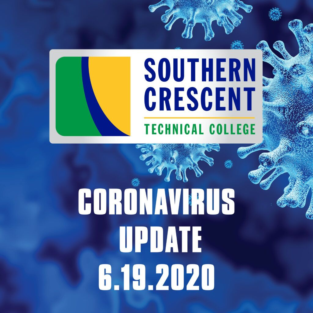 CORONAVIRUS UPDATE 6/19/20: A Message from SCTC President, Dr. Alvetta Thomas