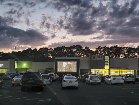 Community Drive-In Movie Night