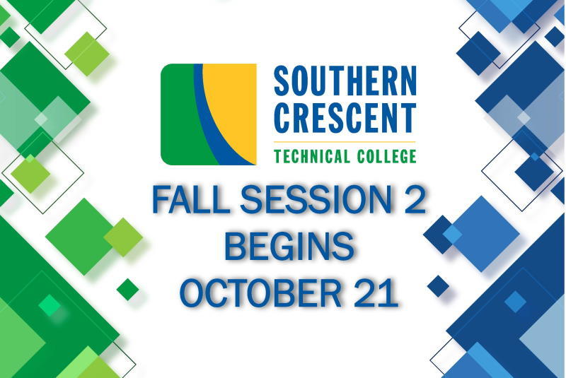 SCTC Fall Session 2 Begins October 21
